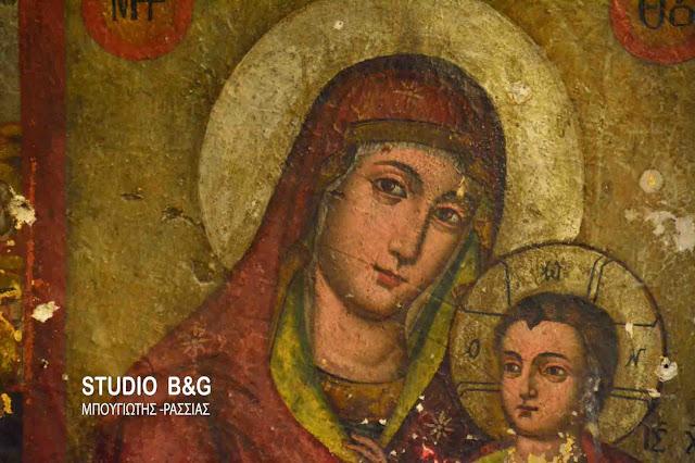 Ανακοινώσεις από τον ενοριακό Ιερό Ναό «Αγίου Δημήτριου» στον Ίναχο Άργους