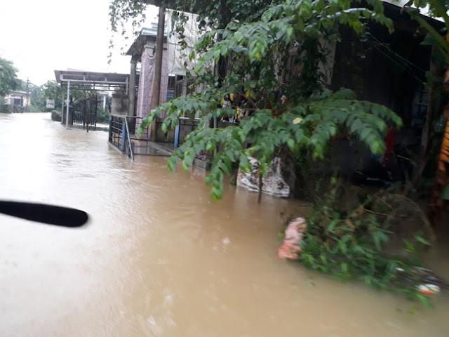 Chùm ảnh lũ lụt tại Giáo xứ Dương Sơn – Huế - Ảnh minh hoạ 13