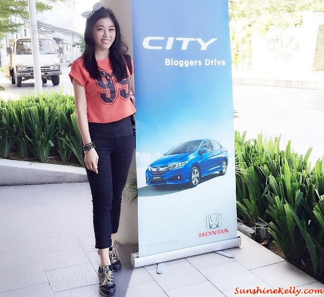 All-New Honda City Bloggers Driving Experience, All-New City, Honda City, City Blogger Drive, All-New Honda City