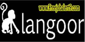 Langoor Recruitment 2017 Jobs For Freshers Apply