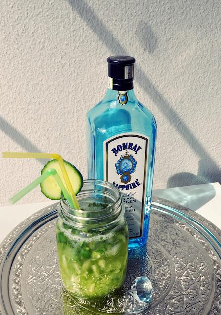 Garden Drink, der bessere Gin Tonic.