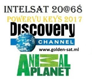 Intelsat PowerVU Key Satellite Channels UPDATED 17 01 2018