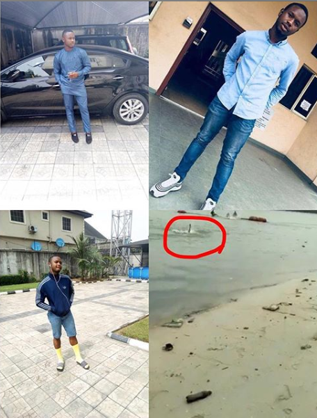 Uniport final year student drowns while hanging out with girlfriend