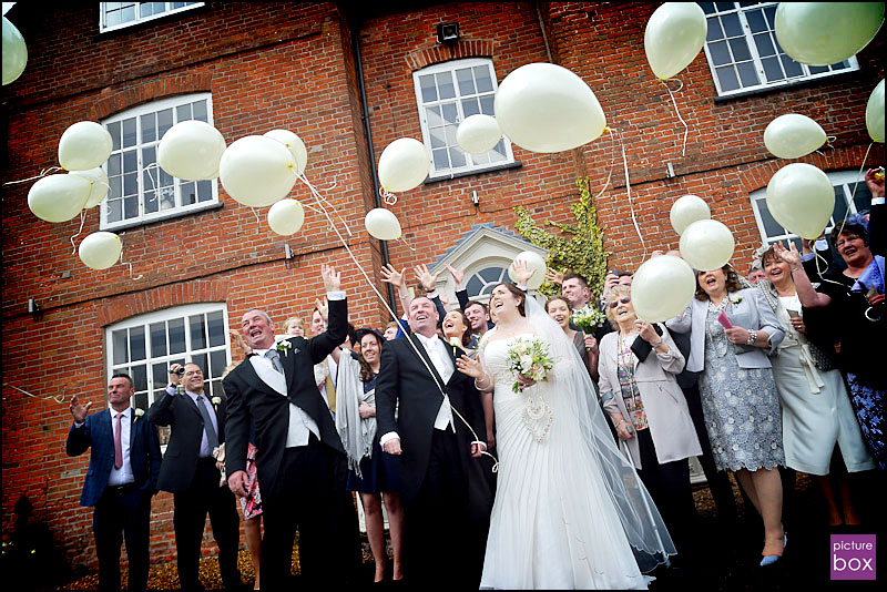 Wedding Photography At The Barns Cannock Picture Box Photos