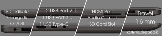 ASUS ZenBook UX410UQ - Desain 02