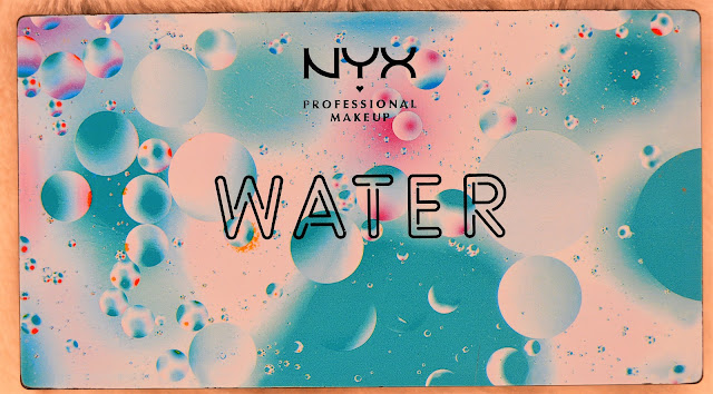 Nyx In your element palette-Water