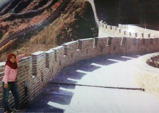 Tembok Besar Cina | Simbol Kehebatan Bangsa Cina