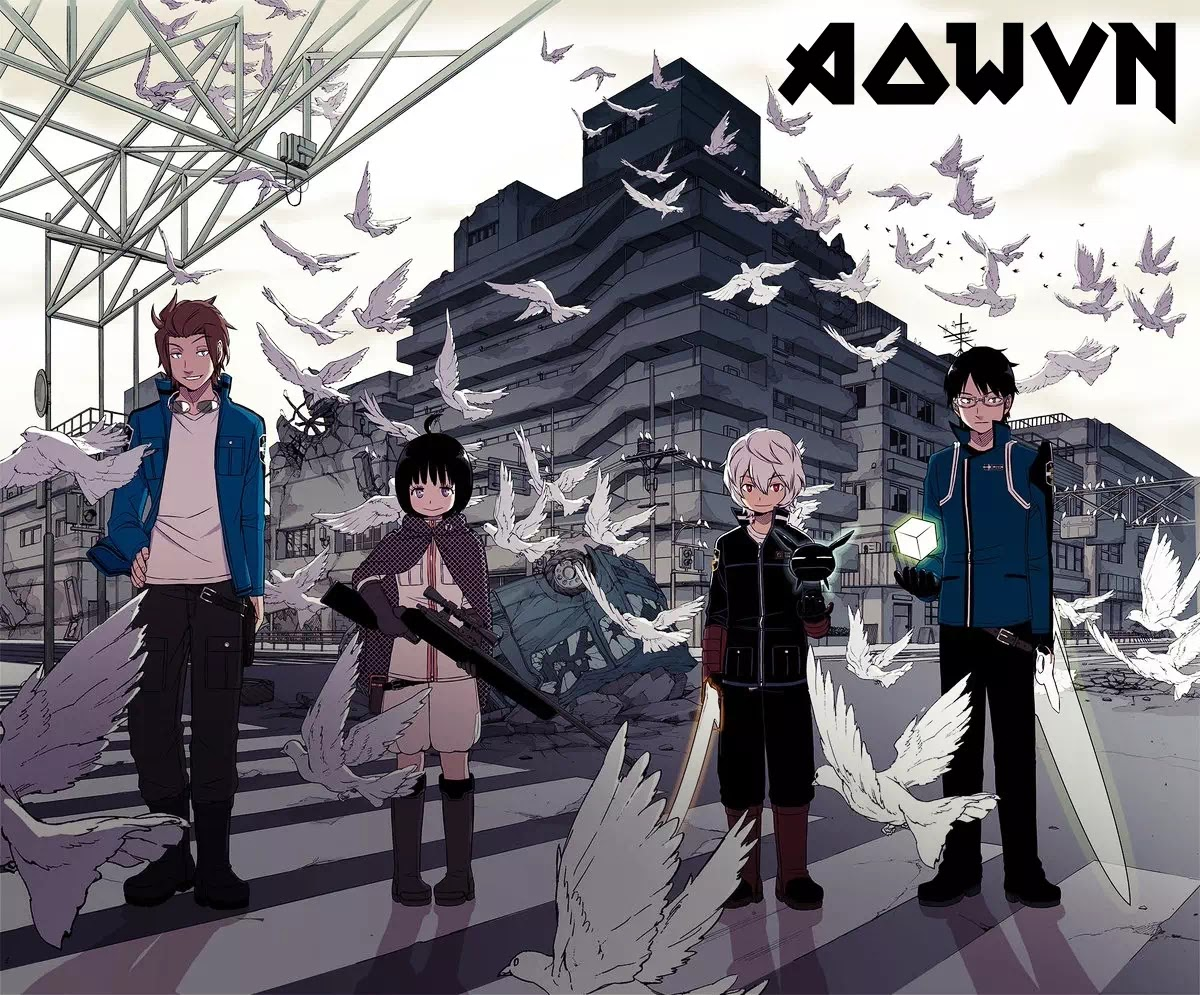 Ca3JVPMUAAA6T6X - [ Anime 3gp Mp4 ] World Trigger SS1 + SS2 | Vietsub
