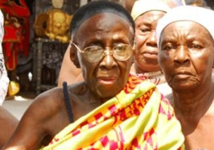 Asantehemaa and Mother of Otumfuo Dies at 109