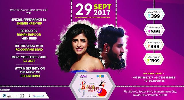 92.7 BIG FM's Dance Dandiya Night