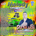 Cd (Mixado) Dj Elias Concórdiense Melody 2015 Vol:01