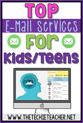 5 Top email services for kids & teens: Digital Safety