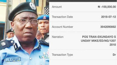 Policemen Extort N100,000 From Building Contractor, Threaten To Kill Him (Evidence)