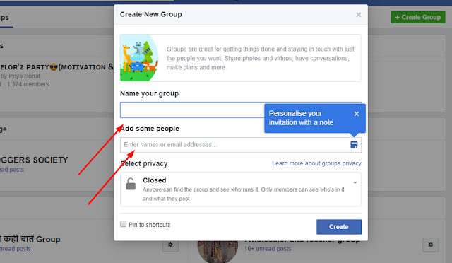 Get Next Level in Blogging By Facebook Group | Advamtage of Facebook Group