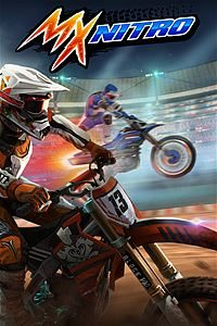 Capa do jogo MX Nitro
