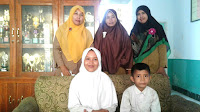 Siswi MIN VI Bima Juarai Lomba Ceramah Festival Anak Shaleh