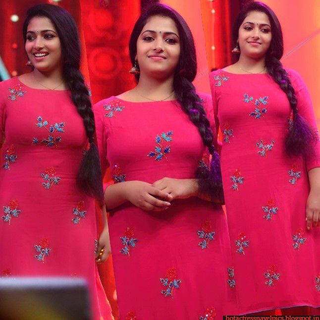 Malayalam Actress Fake Navel: Malayalam Actress Anu Sithara Hot Photos