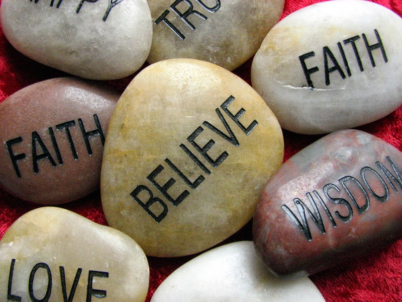greek word for believe and faith