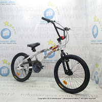 20 Inch Wimcycle Superman Lisensi BMX Bike