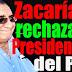 """No me interesa ser líder del PRI"": Zacarías Melhem"