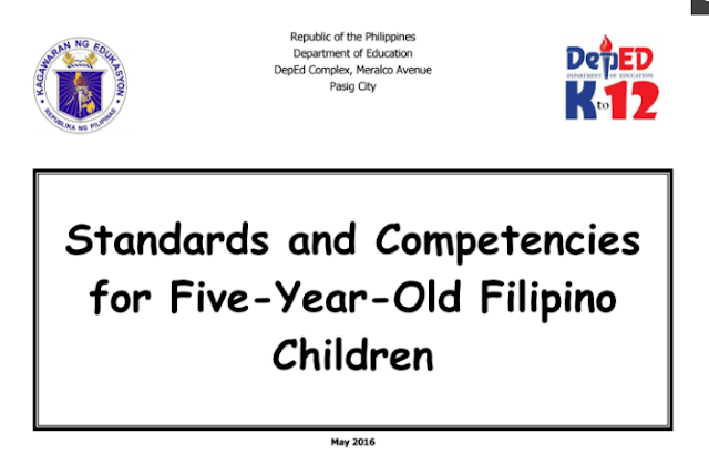 teaching competency standards in the philippines