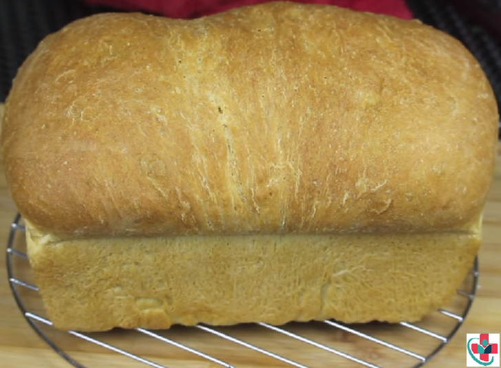 Easy White Homemade Bread Recipe