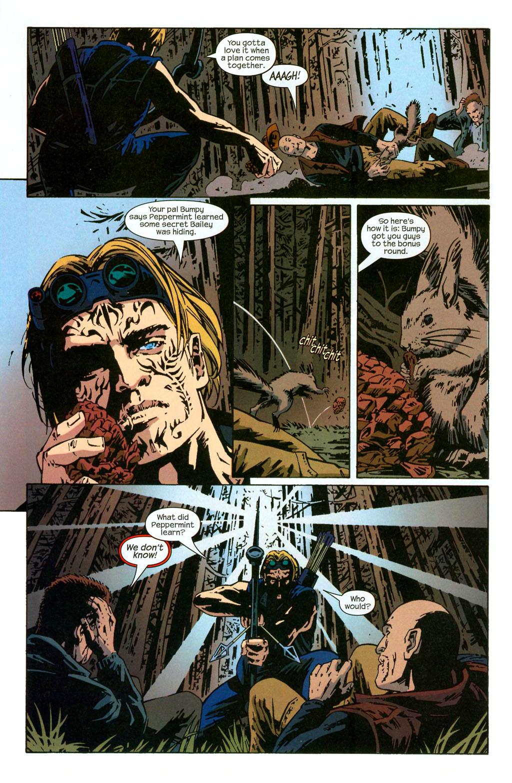 Hawkeye (2003) Issue #2 #2 - English 9