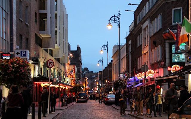 Passeios em Dublin, Irlanda