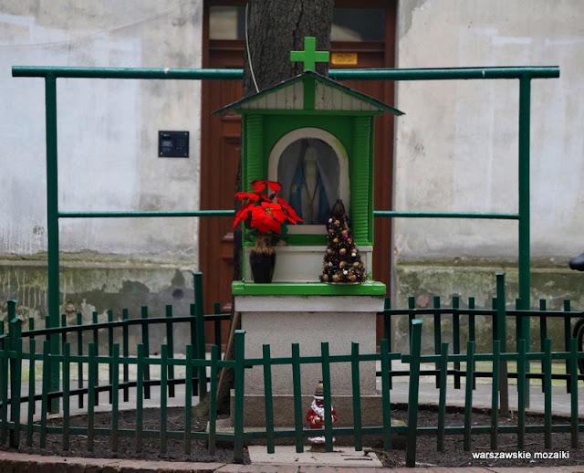 warszawskie kapliczki Warszawa Warsaw Śródmieście