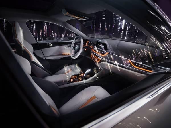 P90204810 lowRes BMW Concept Compact sedan ή μήπως σειρά 1 sedan;