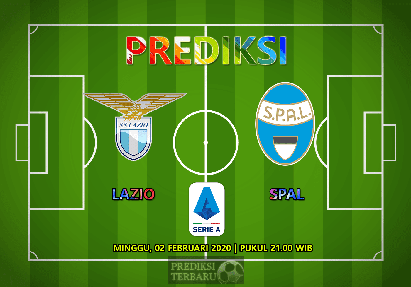 Prediksi Lazio Vs Spal 02 Februari