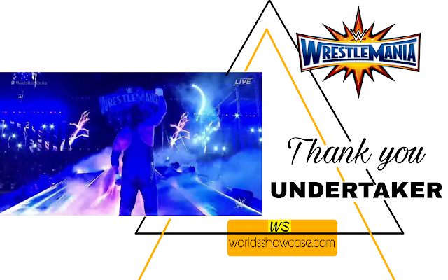 World's Showcase - The Undertaker