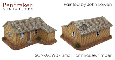 SCN-ACW3    Small farmhouse, timber