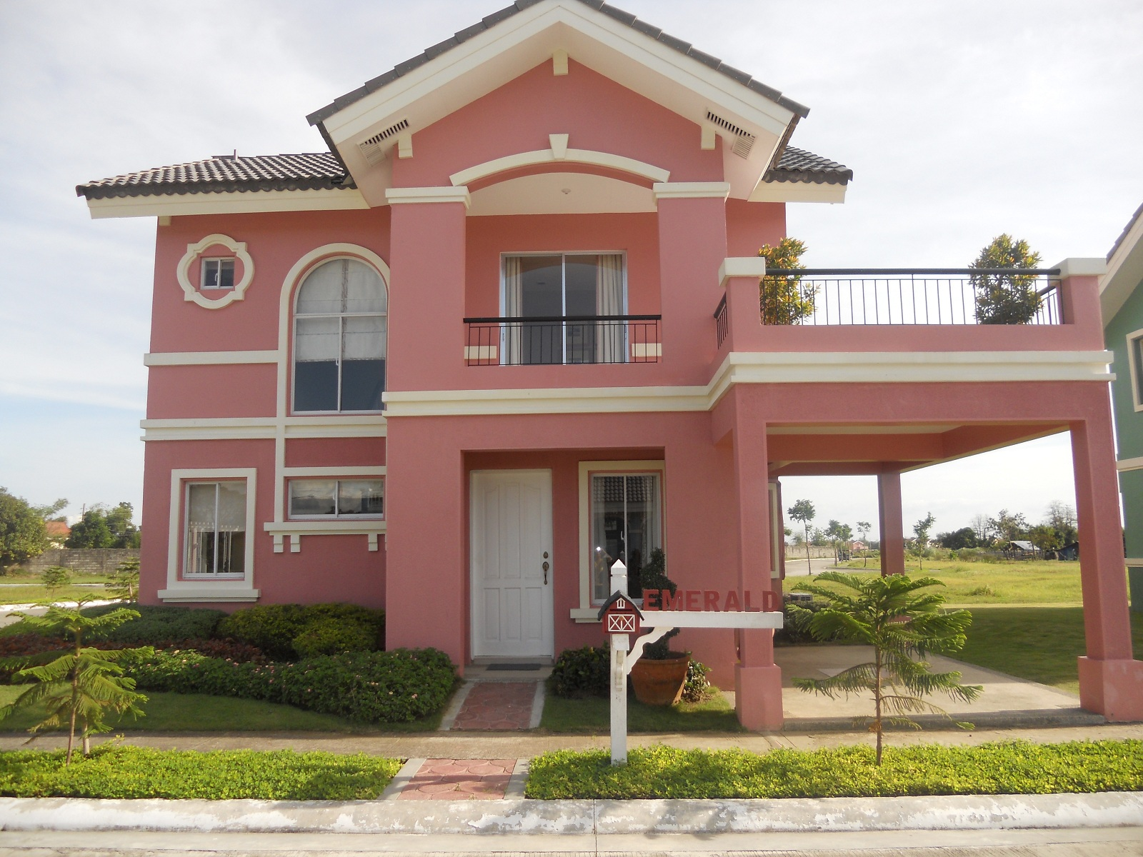 Crossandra Or Emerald Model House Of Savannah Trails Iloilo By Camella Homes Erecre Group Realty Design And Construction