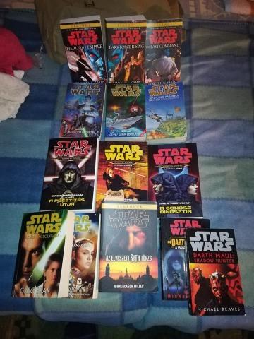 Szabolcs Hlatky Star Wars könyvek 2.