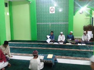 Lomba Membaca Alquran Masjid Ar Rahman Bekasi