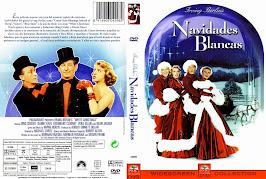 Navidades Blancas 1954 - Carátula