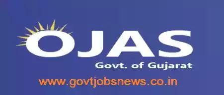 OJAS LATEST UPCOMING BHARTI 2019 -GUJARAT RESULT ONLINE