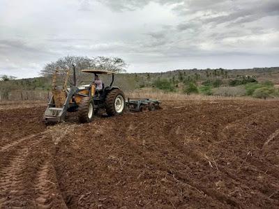 "Resultado de imagem para prefeitura de sao paulo do potengi corta terra do agricultor familiar"""