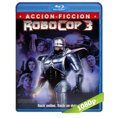 RoboCop 3 (1993) BRRip Full 1080p Audio Trial Latino-Castellano-Ingles 5.1