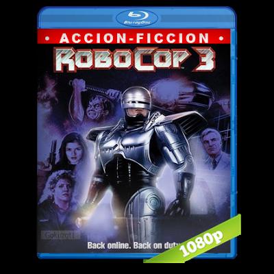 RoboCop 3 (1993) BRRip Full 1080p Audio Trial Latino-Castellano-Ingles 5.1