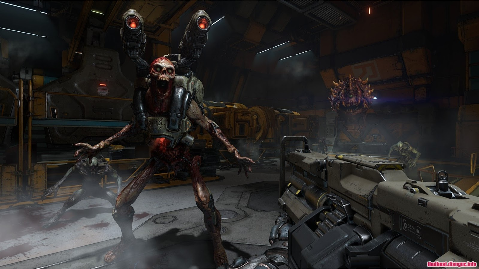 Download Game DOOM Full Cr@ck
