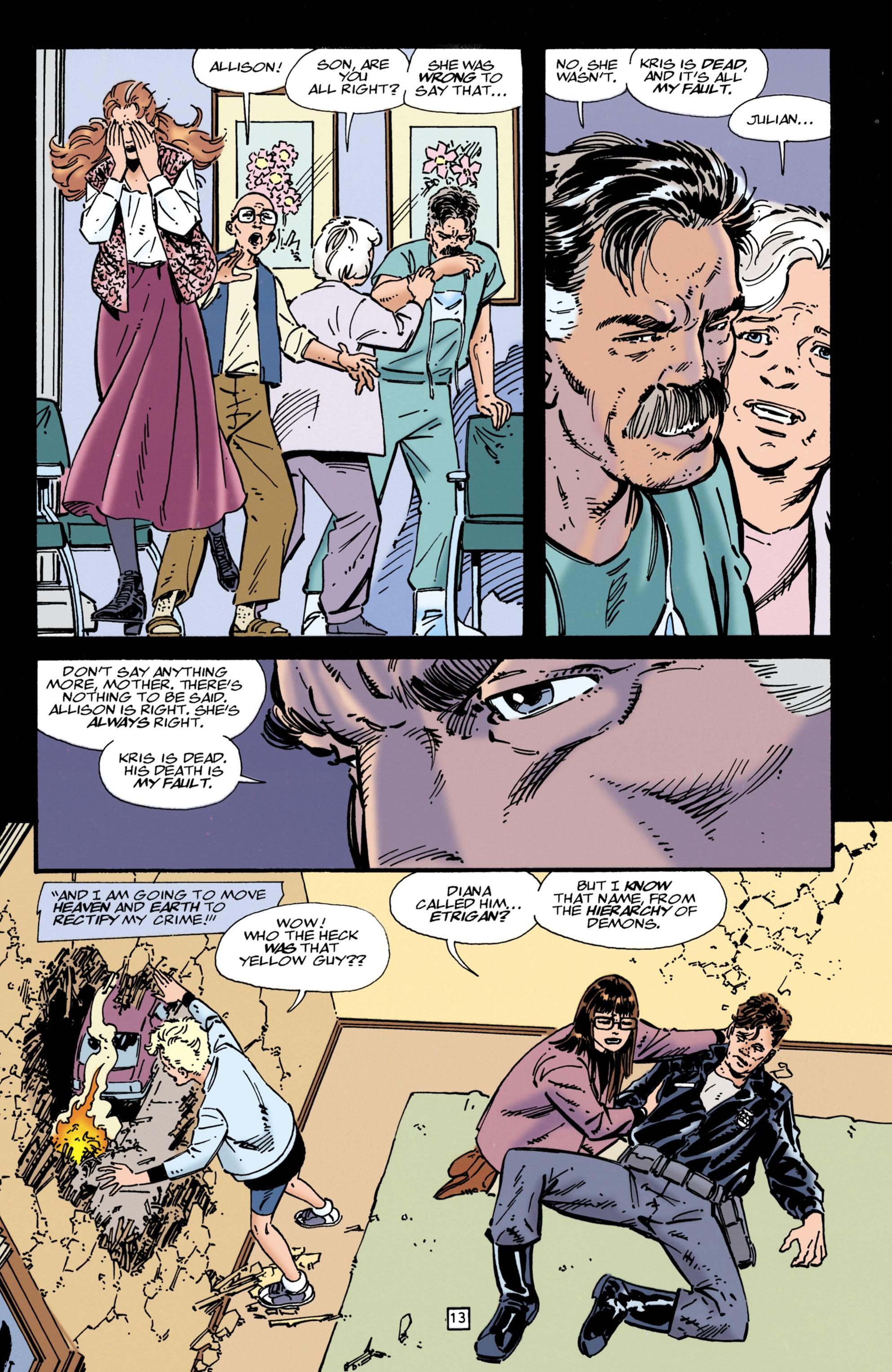 Read online Wonder Woman (1987) comic -  Issue #107 - 13