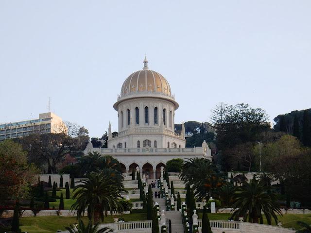 Haïfa, Jardines de Bahá'í, Israel, Elisa N, Blog de Viajes, Lifestyle, Travel