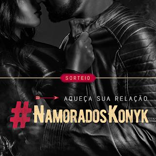 Promoção #NamoradosKonyk