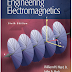 Engineering Electromagnetics Sixth Edition    William H. Hayt, Jr. . John A. Buck