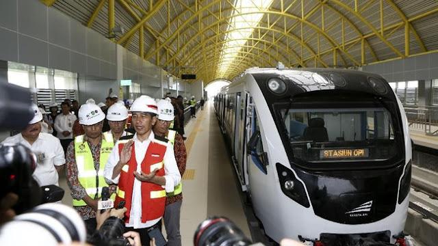 Biaya per Kilometer Rp500 Miliar, KPK Harus Periksa Proyek LRT
