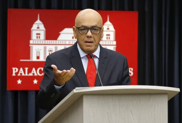Jorge Rodríguez, sobre Citgo: No contestaré preguntas que no tengan que ver con el magnicidio