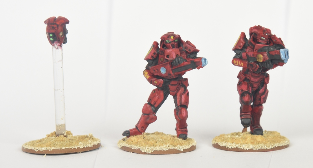 the analogue hobbies painting challenge from guyb getting started