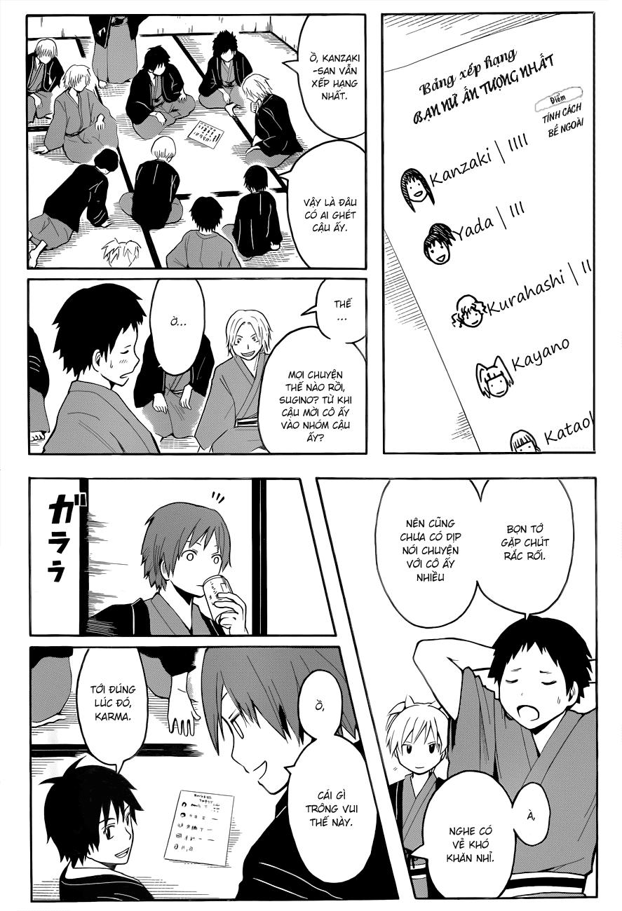 Ansatsu Kyoushitsu chap 19 trang 9